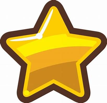 Cartoon Star Clipart Gold Clip Sterne Transparent