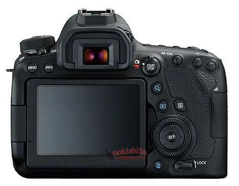 Canon Eos 6d Mark Ii Spec Rumors Solidify