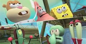 Nickalive Nickelodeon And Activision Announce U0026quotspongebob