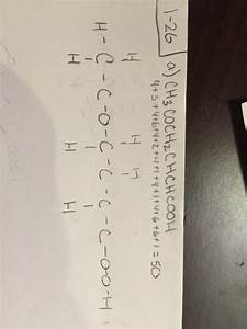 Solved  Please Draw The Lewis Structure For All The Ways T