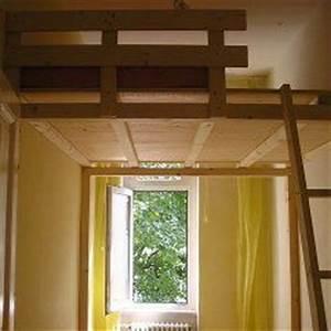 Hochbett Bauen Lassen : ber ideen zu hochbett selber bauen auf pinterest ~ Michelbontemps.com Haus und Dekorationen