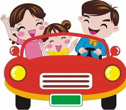 Carpool Clipart Rider Road Clip Trip Carpooling
