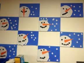 Pinterest Snowman Art Projects