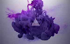 Purple Smoke Abstract wallpapers | Purple Smoke Abstract ...