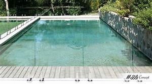 Cloture Souple Piscine : cl ture de piscine outdoorconcept ~ Edinachiropracticcenter.com Idées de Décoration