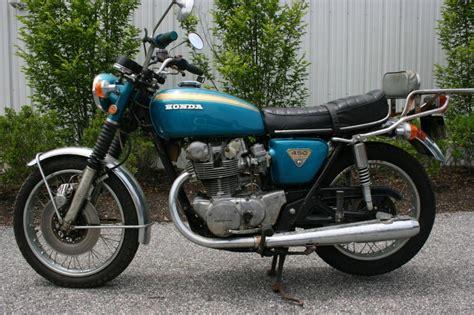 Model Cb by Honda Cb450k