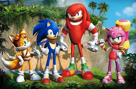 Sonic Boom announced, but just what has Sega done to