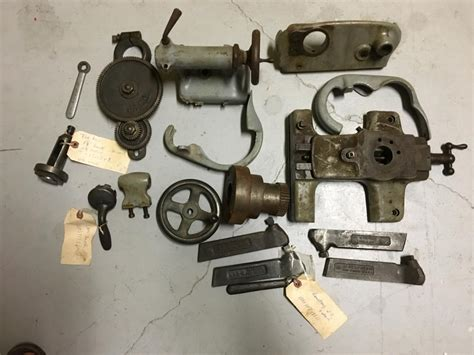 Various southbend Lathe parts for 9