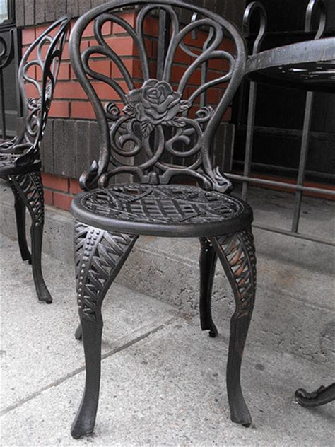 how to refinish antique wrought iron furniture ehow uk