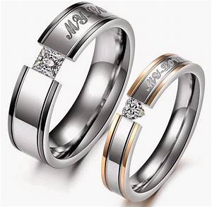 matching wedding rings sets square heart diamond two tone With matching wedding ring sets