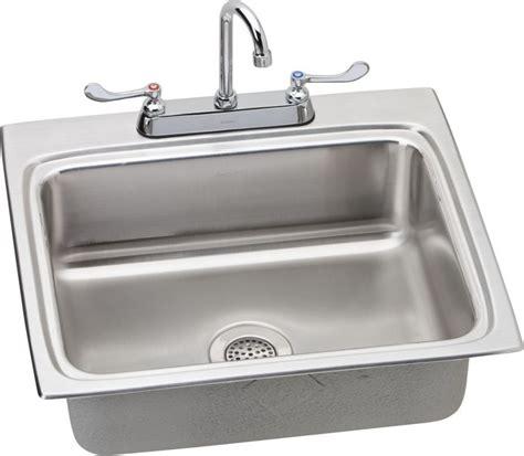 www kitchen sinks faucet lr2522c in stainless steel by elkay 1198