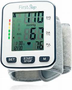 Top 7 Best Wrist Blood Pressure Monitors In 2020 Reviews