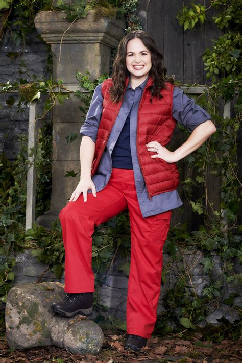 Who is Giovanna Fletcher? I'm A Celebrity contestant is ...