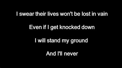 Love Will Prevail (karaoke Version)