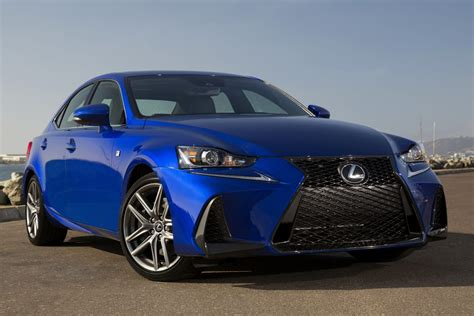 2018 Lexus Is What's Changed  News Carscom