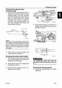Diagram Of Yamaha Outboard Motor