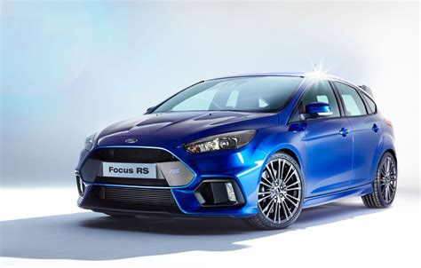 Ford Focus Drift by Ford Focus Rs 2016 Drift Mode Is On