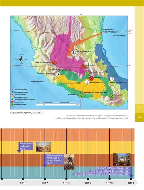 Primaria cuarto grado historia historia. Historia Cuarto grado 2016-2017 - Online | Libros de Texto ...
