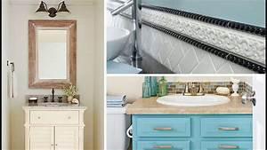 Top 40 Small Bathroom Makeover Ideas | DIY Remodeling ...