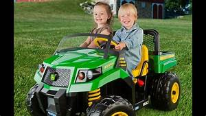 The Ultimate John Deere Ride On Toys