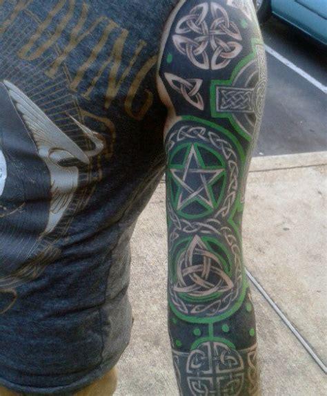celtic tattoos  men cool knots  complex curves
