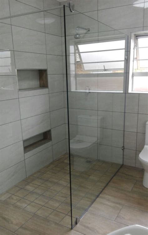 Frameless Shower by Frameless Showers Showerline