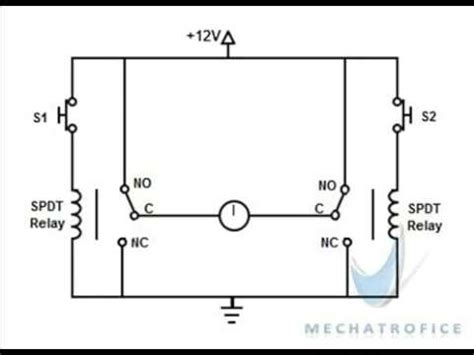 Voltage Regulator Working Wave Form Animatio