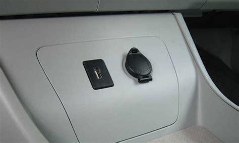How To Add A Usb To A Car Stereo by Add A Usb Power Outlet To Your Car Lifehacker Australia