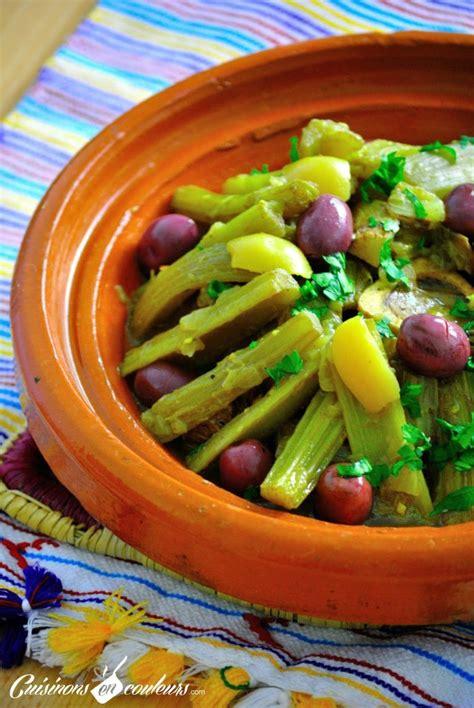 cuisiner les cardons tajine de boeuf aux cardons cuisinons en couleurs