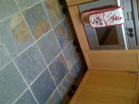 kitchen floor slate sealing slate tiles northtonshire tile doctor 1674