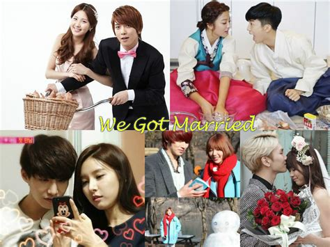 Join top korean celebrities as they get paired off with another celebrity and play a. We Got Married Ep 278 Sub Indo - goodsitefed