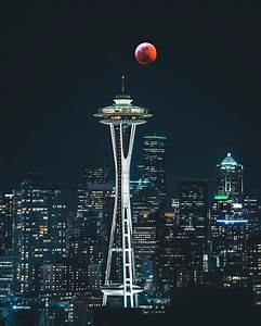 Stunning, Night, Cityscapes, Of, Seattle, By, Tim, Urpman