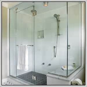 Sliding Door Curtain Ideas by Frameless Sliding Glass Shower Doors Home Design Ideas