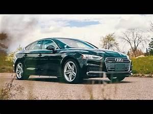 Audi A5 Sportback 2018 : 2018 audi a5 sportback review shockingly good for 42 000 youtube ~ Maxctalentgroup.com Avis de Voitures