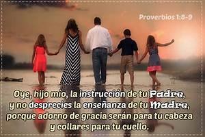 Versiculos con Mensajes de Dios para la Familia Dios Y Amor
