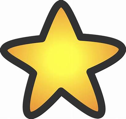 Star Gold Clipart Cartoon Bing Pdf Microsoft