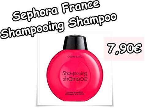 beauty babblings sephora france shampooing shampoo