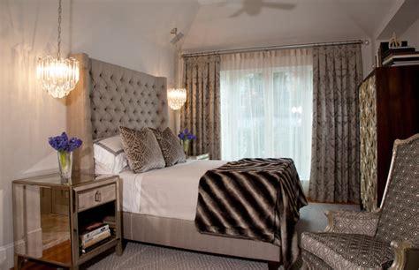 hollywood glamour traditional bedroom atlanta