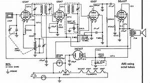 5 Tube Radio Schematics