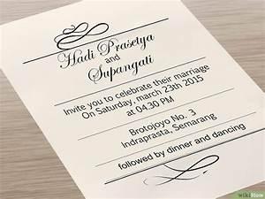 5 formas de imprimir tus propias invitaciones de boda With do your own wedding invitations online