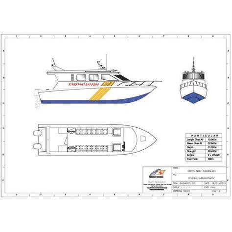 Kapal Ambulance 10 Meter Aluminium jual speed boat kapal fiberglass kapal penumpang 10