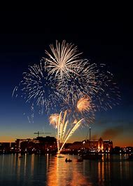 Victoria BC Fireworks
