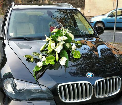 fleuriste decoration voiture mariage capot de voiture fleuriste lyon franck hernandez