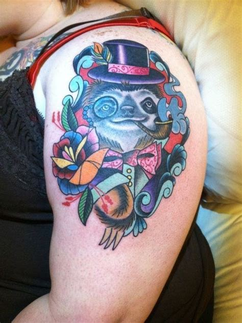 sloth tattoos designs ideas  meaning tattoos