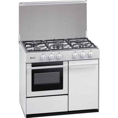 cocina de butano  horno