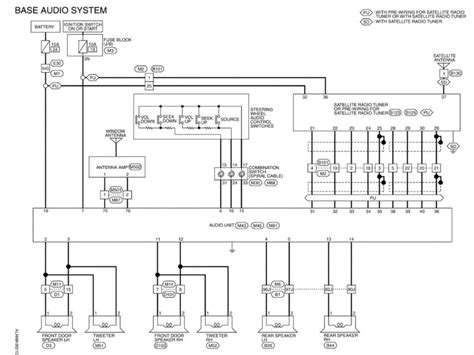 Nissan Altima Stereo Wiring Diagram Somurich