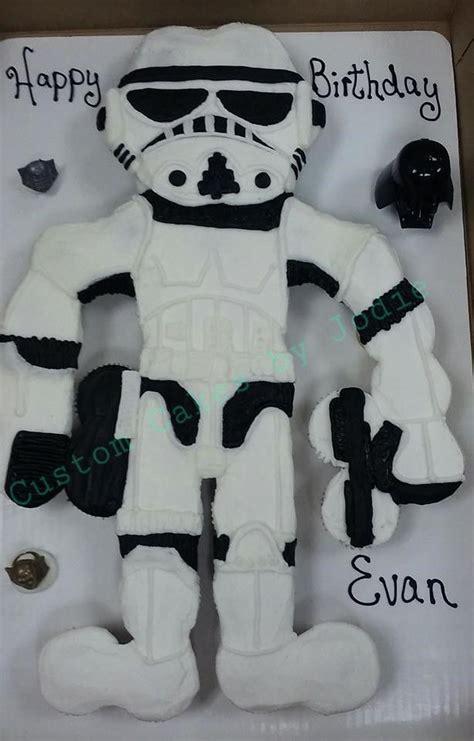 ideas  star wars cake decorations