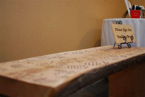 Wedding Bench Guestbook Weddingbee Photo Gallery