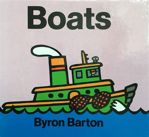 The Boat Book by 25 Best Boating Books For Children Boats