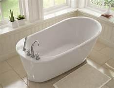 60 Free Standing Tub by SAX Freestanding Bathtub MAAX Bath Inc